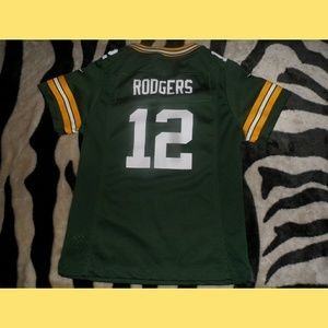 Aaron Rodgers Greenbay Packers football Jersey